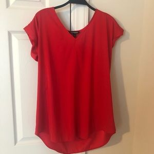 Red Express Blouse - Size L